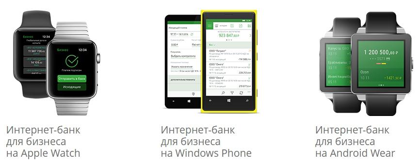 мобильное приложение сбо